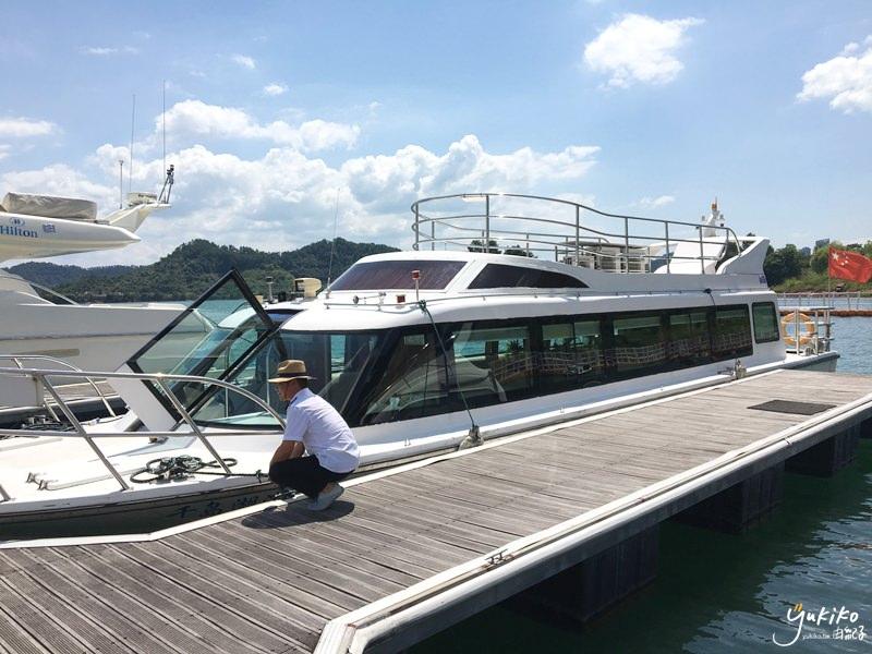 【中國 玩樂】杭州千島湖包船遊湖覽美景