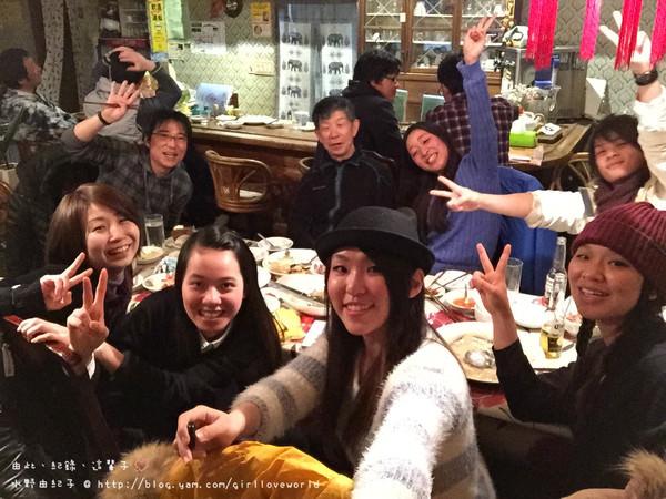 【WH In Japan】Day 71 ★ 第二次在日本的年夜飯