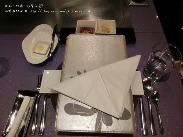 【食記】台北墨賞新鐵板料理