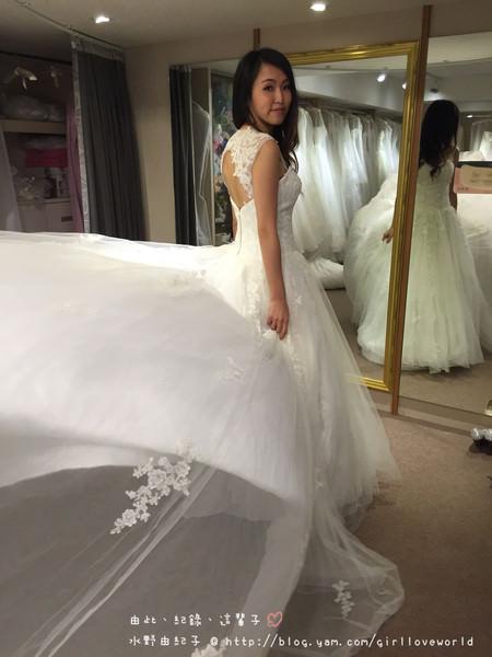【禮服 ♥ 婚紗試穿】台北市 Chee's Wedding 愛˙婚旅 超美麗的手工白紗及禮服~♥
