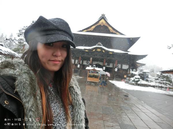 【日本長野 ♥ 景點】重要文化財,無教派的佛敎寺院「善光寺」