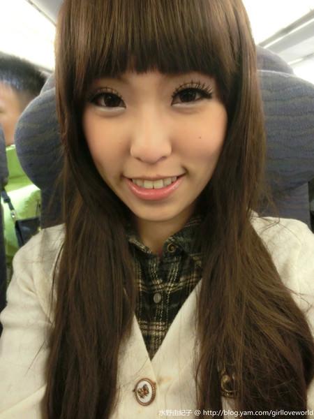 【日本長野縣 ♥ 玩樂】前往日本白馬滑雪的Day 1,羽田機場出發囉~♥